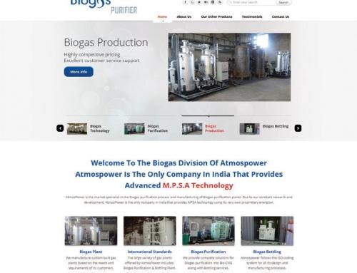 BioGas Purifier