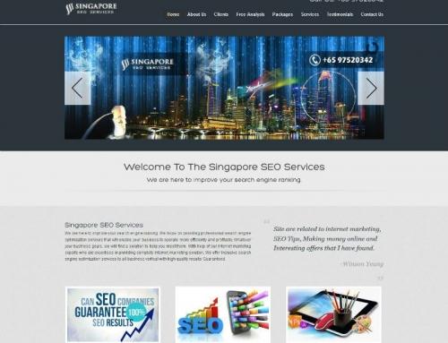 SG Seo Services
